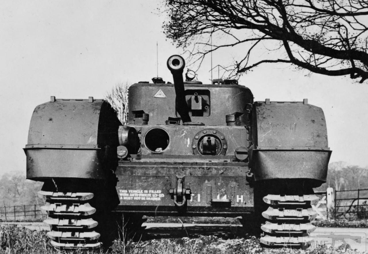 57138 - Британские танки Второй мировой