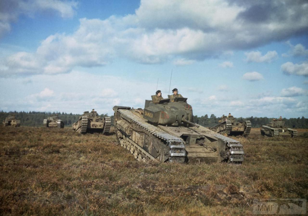57139 - Британские танки Второй мировой
