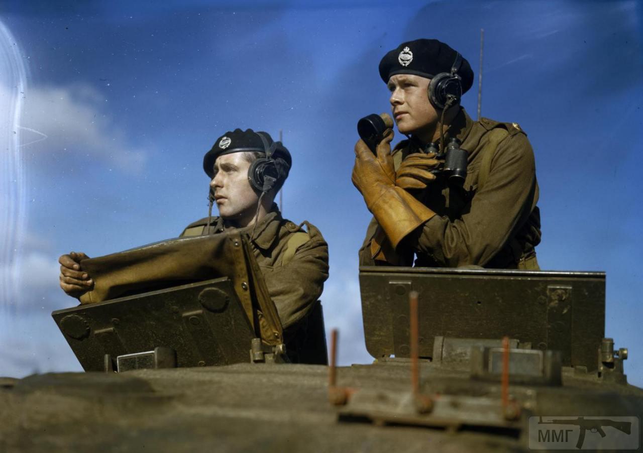 57156 - Британские танки Второй мировой