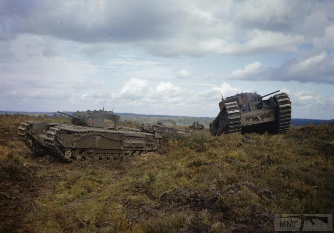 57157 - Британские танки Второй мировой