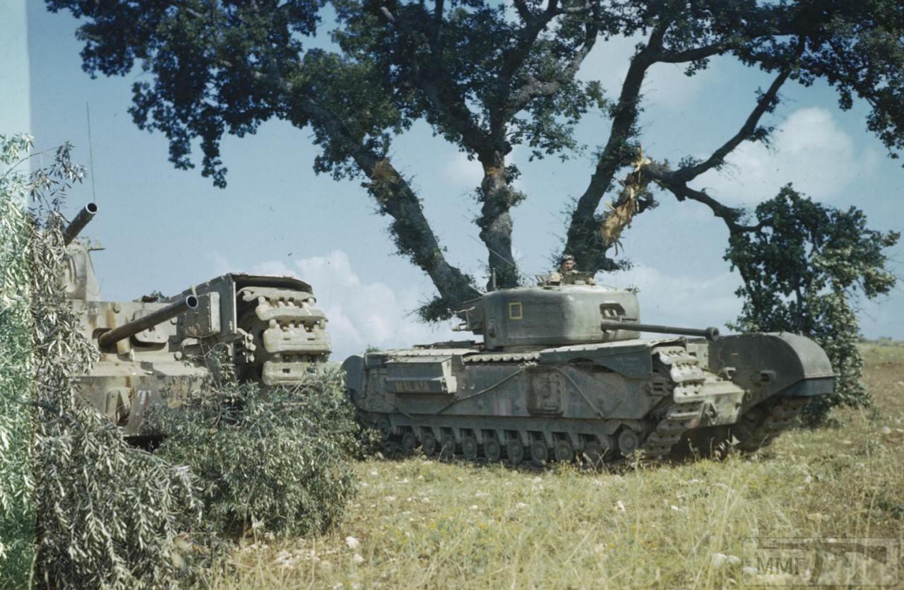 57167 - Британские танки Второй мировой