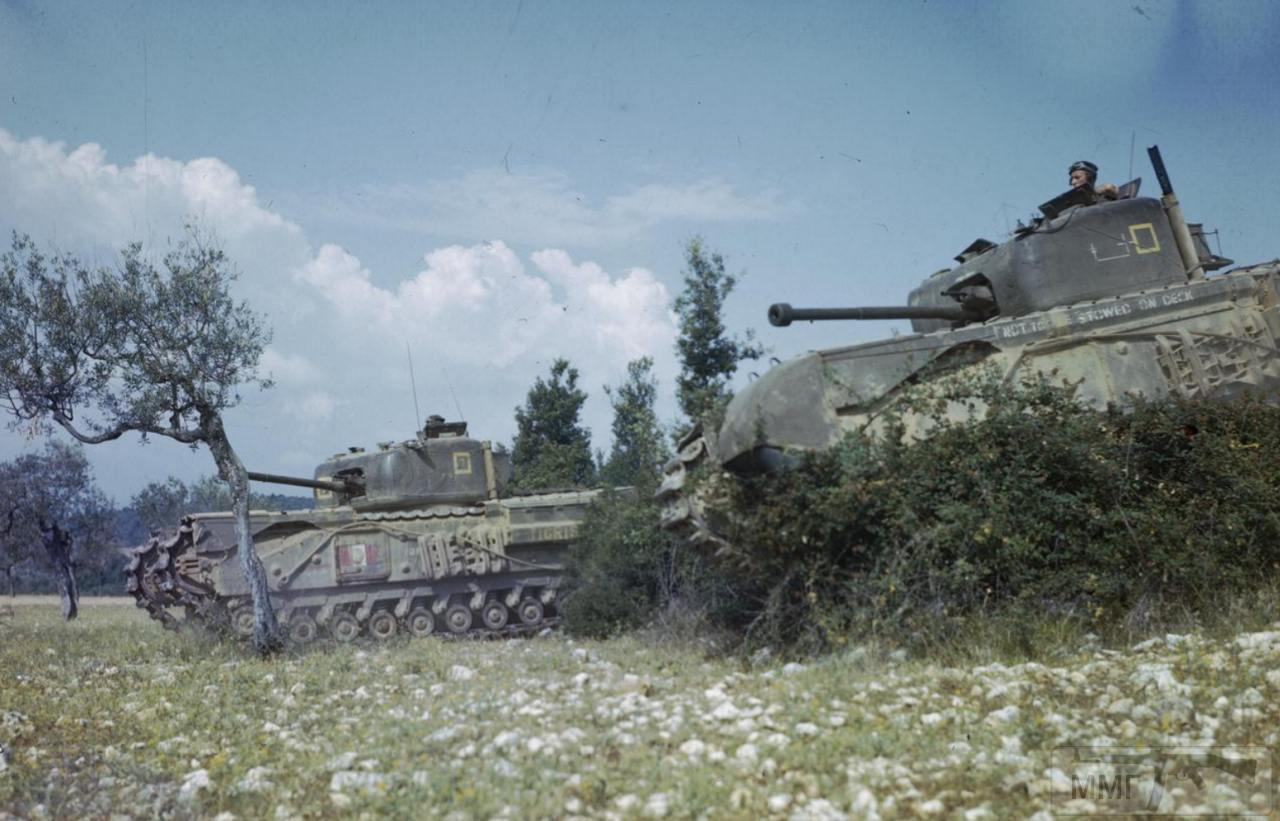 57169 - Британские танки Второй мировой