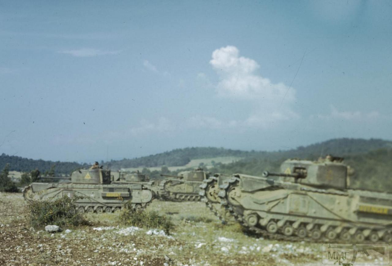 57170 - Британские танки Второй мировой