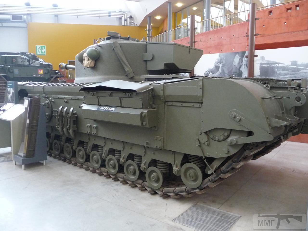 57174 - Британские танки Второй мировой