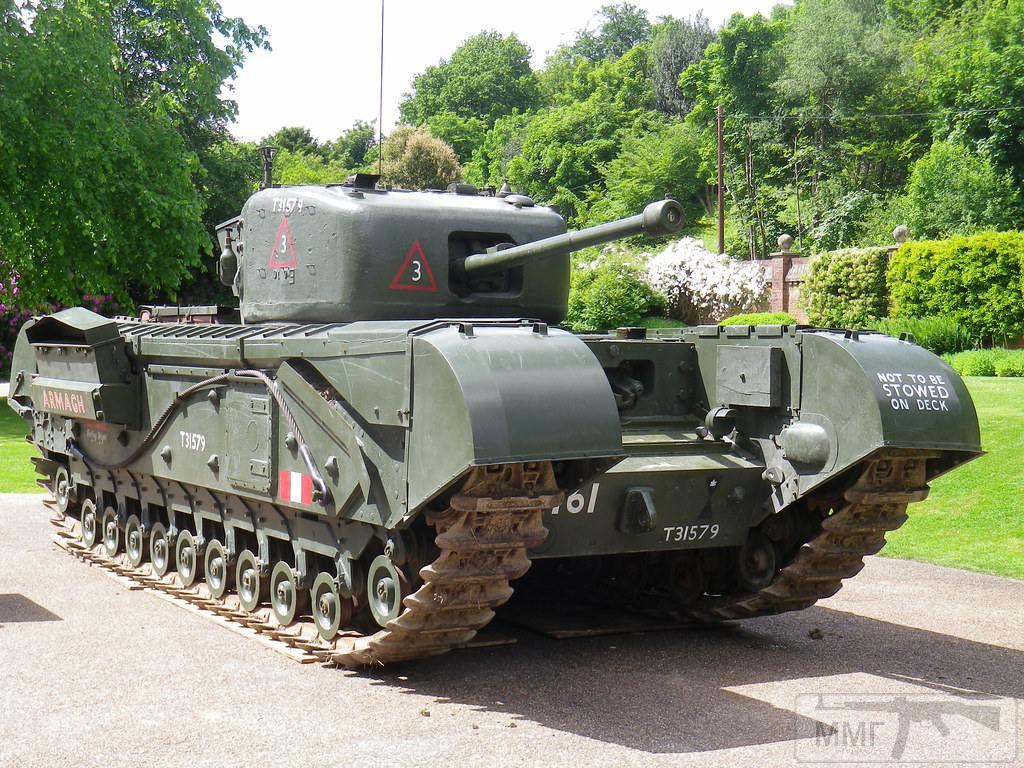 57175 - Британские танки Второй мировой