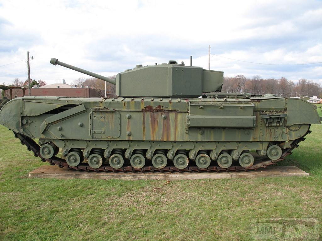 57176 - Британские танки Второй мировой