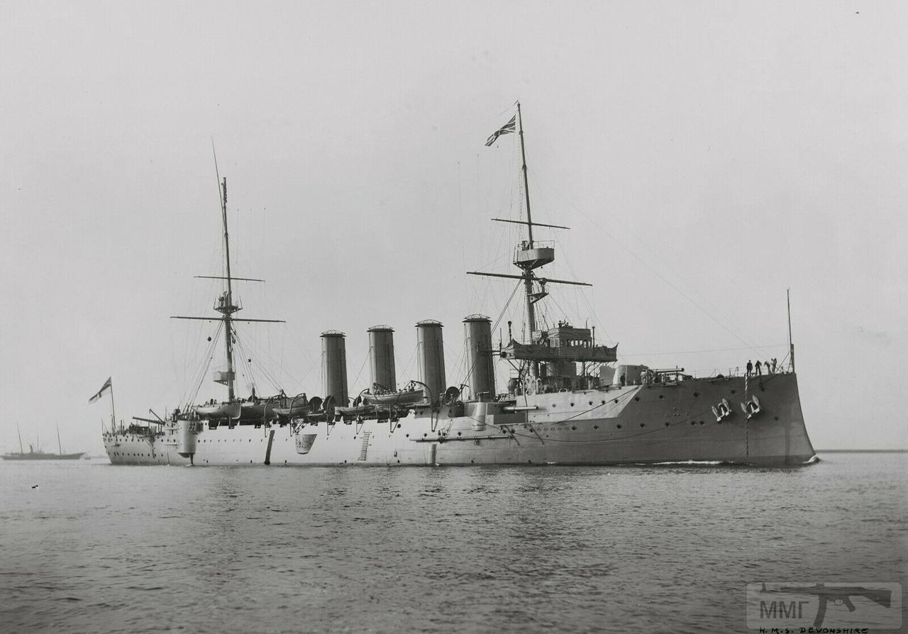 57182 - HMS Devonshire