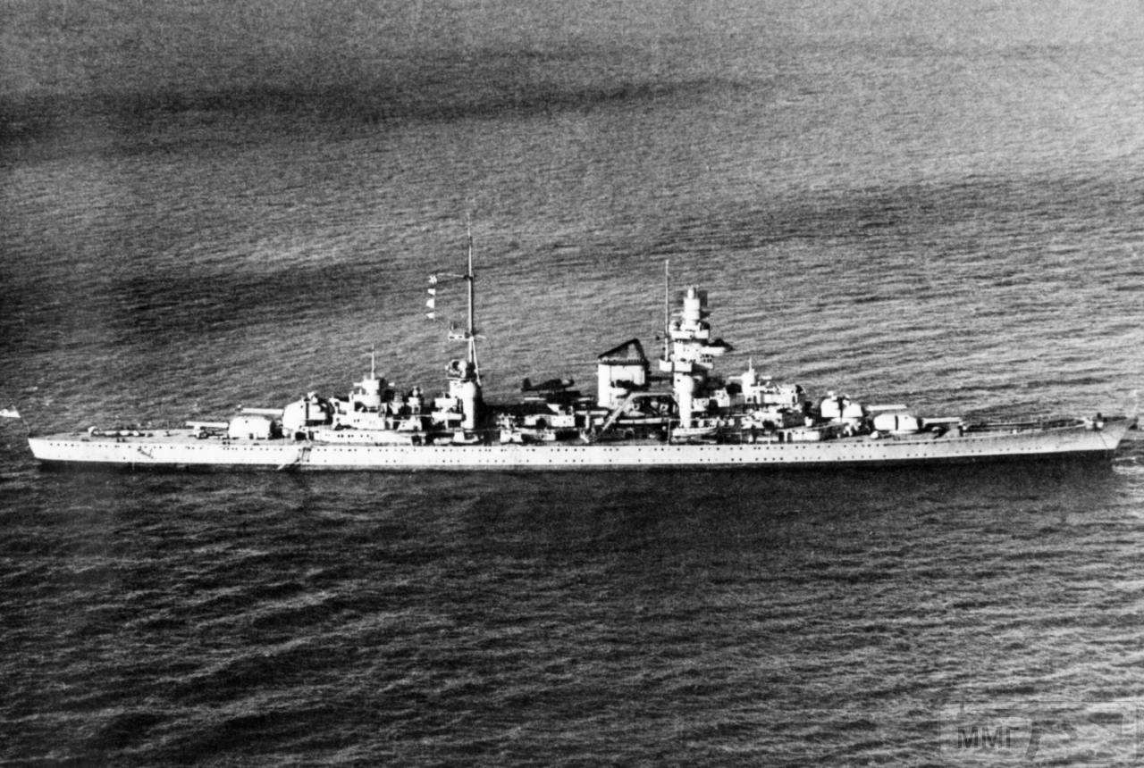 57184 - Тяжелый крейсер Prinz Eugen