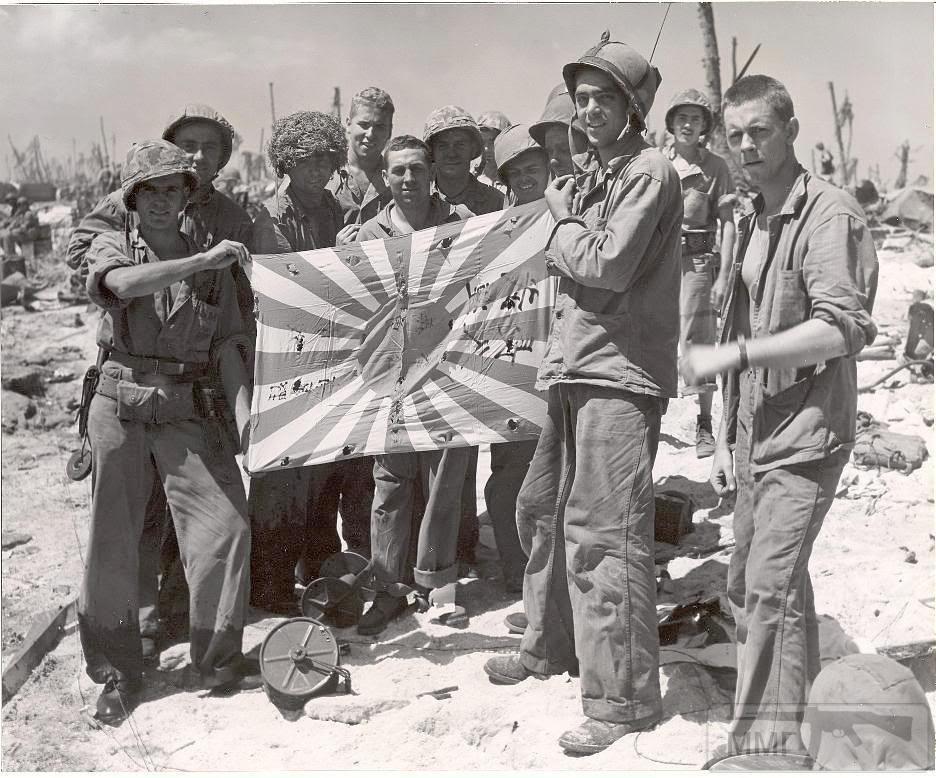 57197 - Военное фото 1941-1945 г.г. Тихий океан.