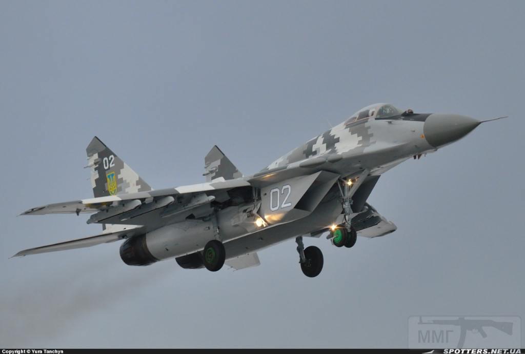 5729 - Воздушные Силы Вооруженных Сил Украины