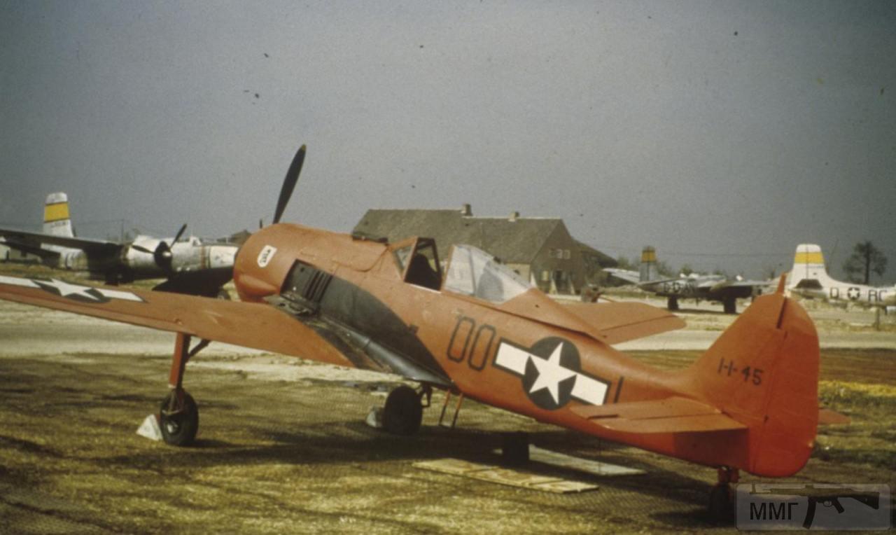57304 - Немецкие самолеты после войны