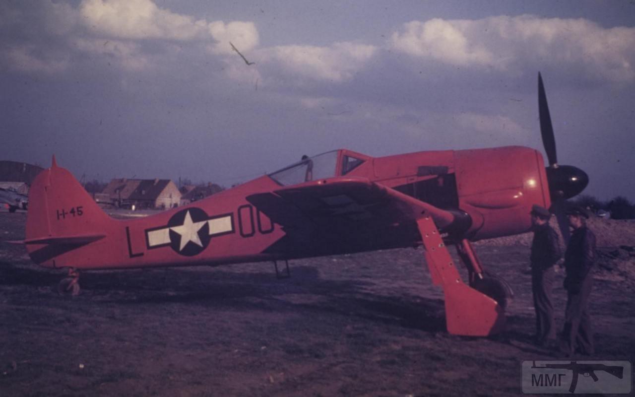 57305 - Немецкие самолеты после войны