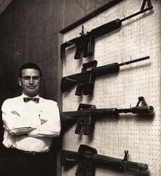 5732 - Семейство Armalite / Colt AR-15 / M16 M16A1 M16A2 M16A3 M16A4