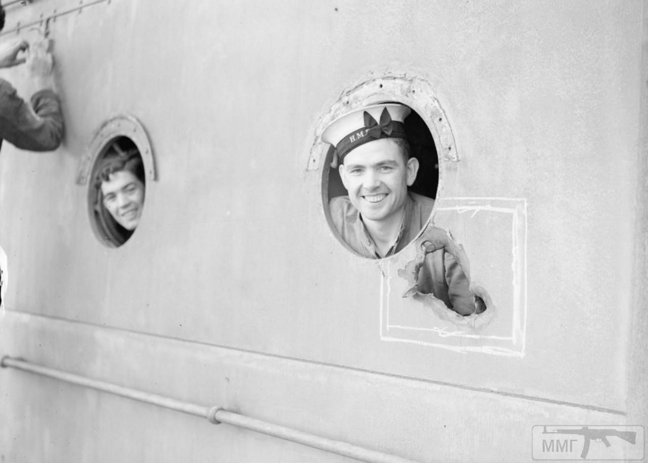 57327 - Bismarck VS Royal Navy