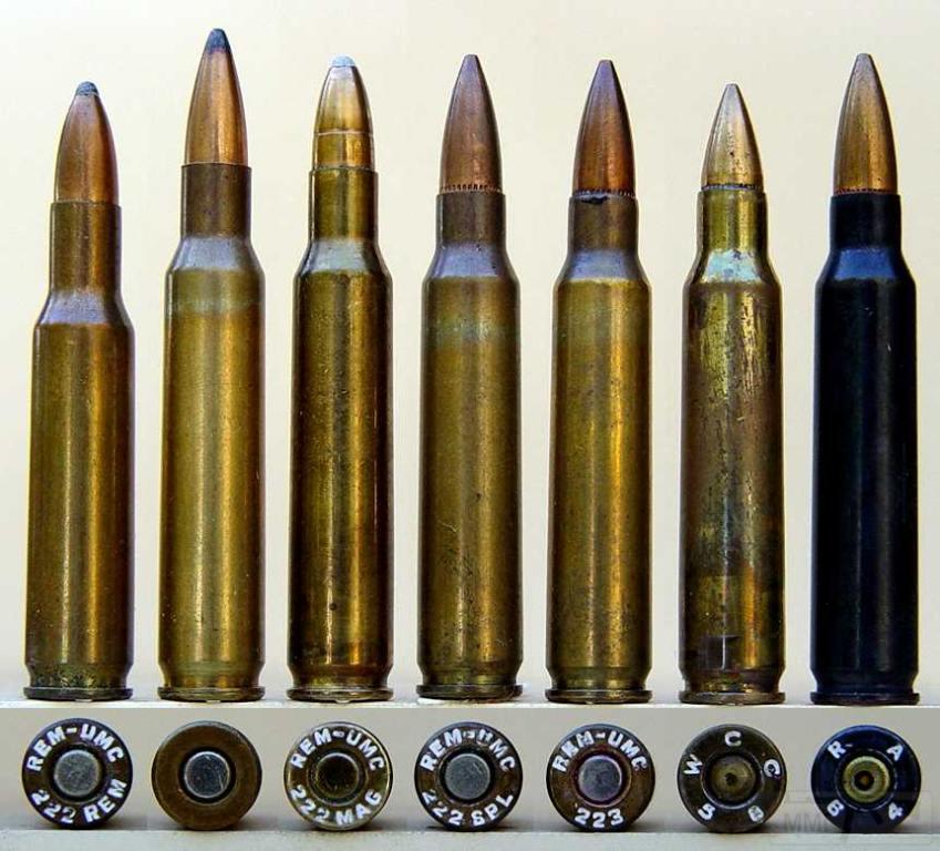 5733 - Семейство Armalite / Colt AR-15 / M16 M16A1 M16A2 M16A3 M16A4