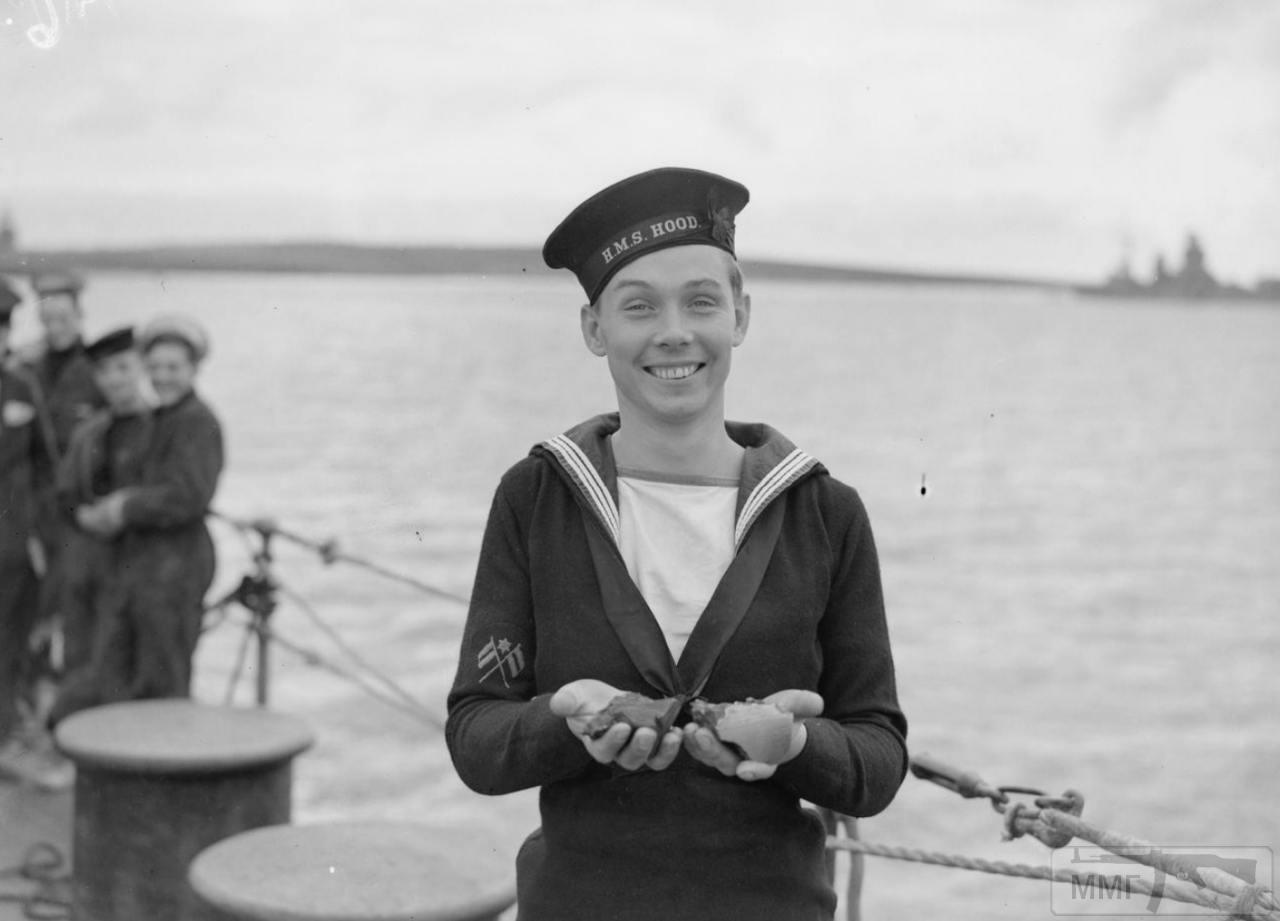 57331 - Bismarck VS Royal Navy