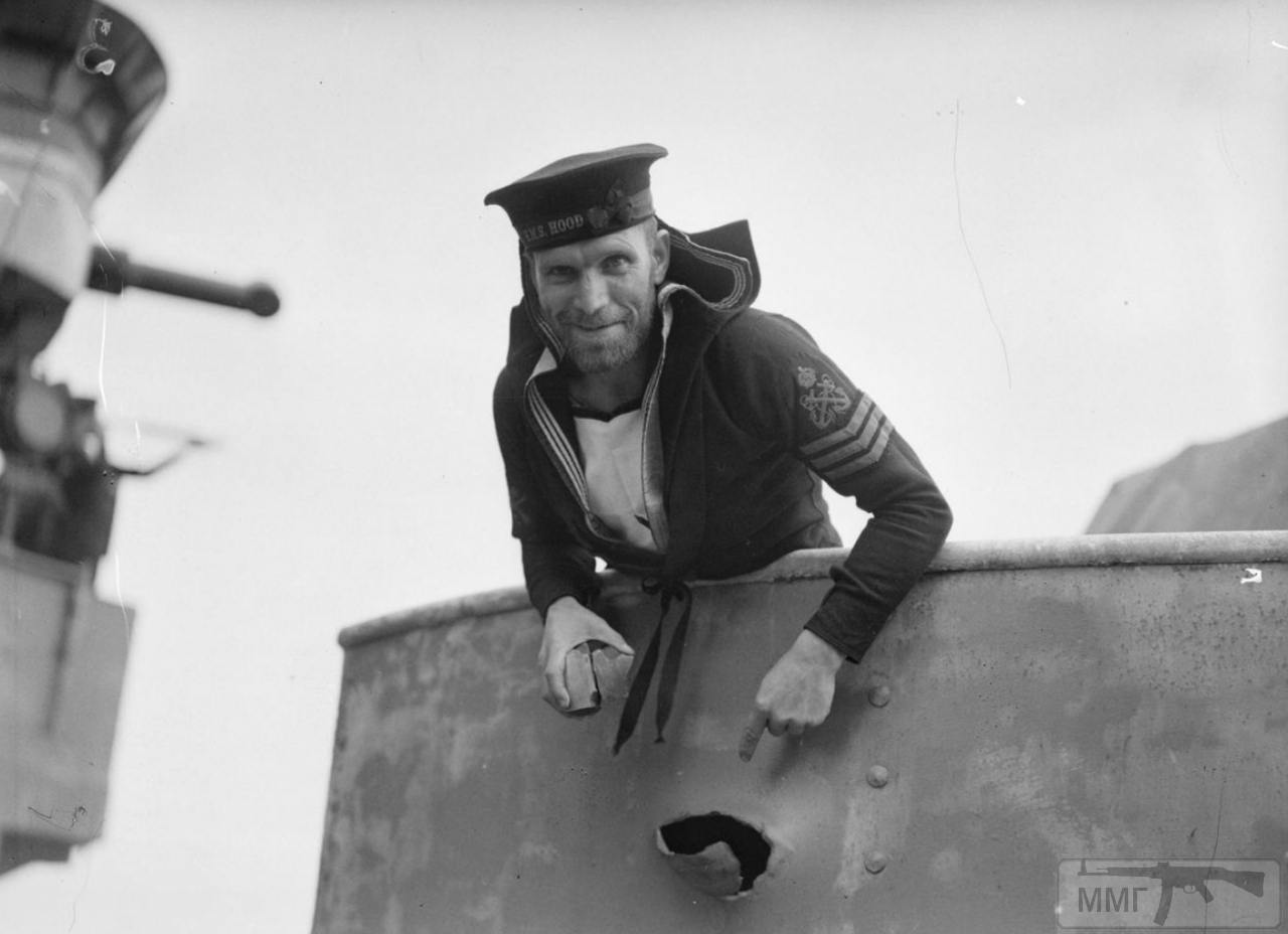 57332 - Bismarck VS Royal Navy