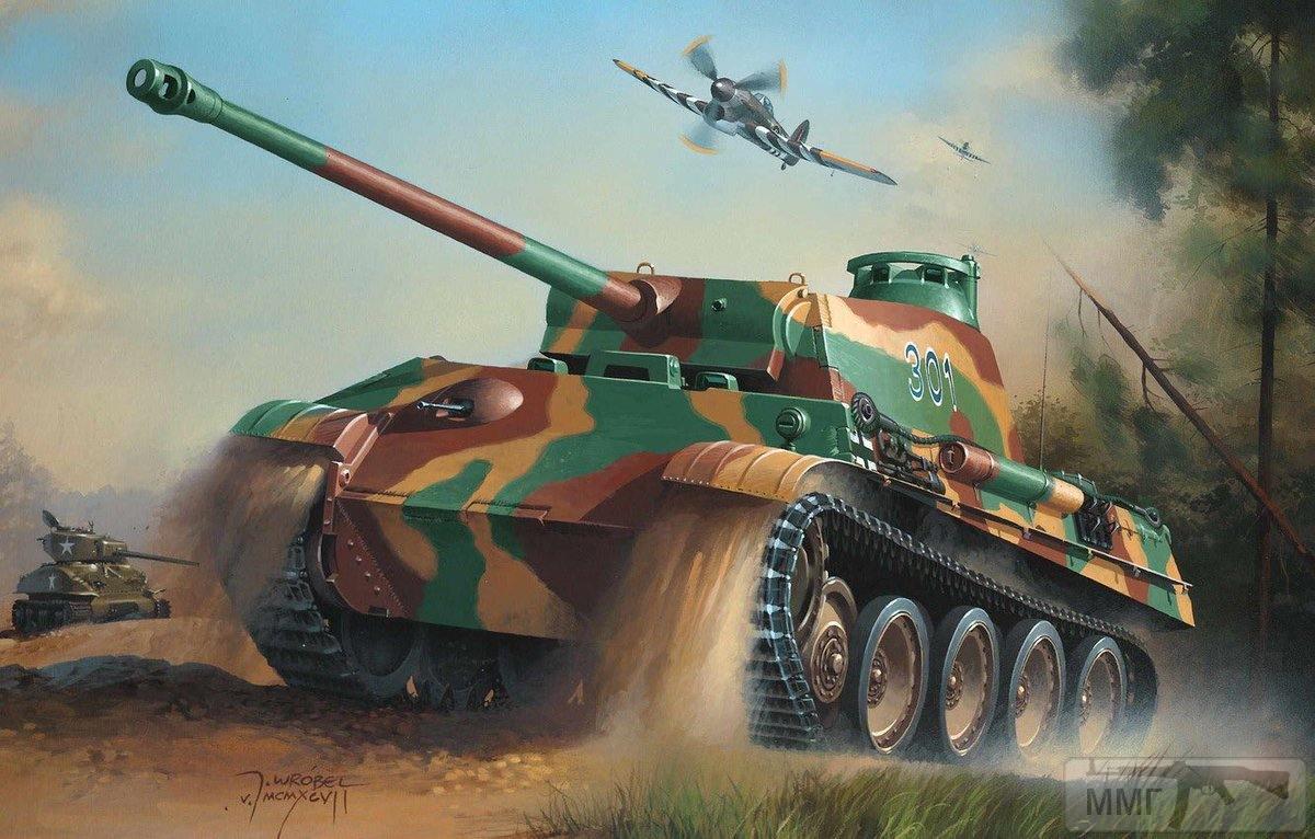 57364 - Achtung Panzer!