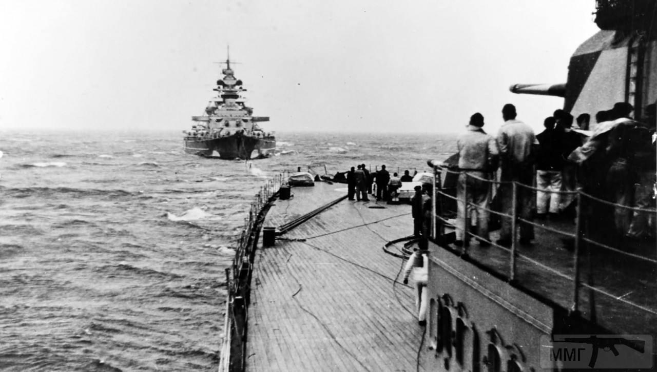 57391 - Bismarck VS Royal Navy