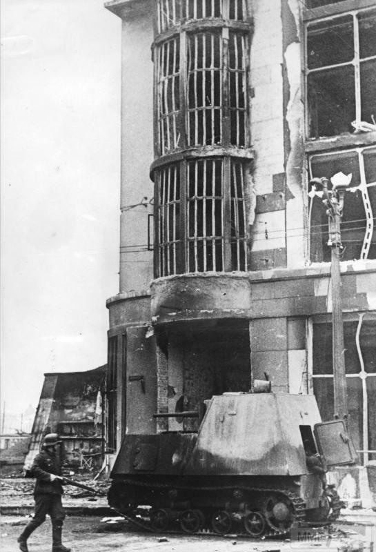 57418 - Военное фото 1941-1945 г.г. Восточный фронт.