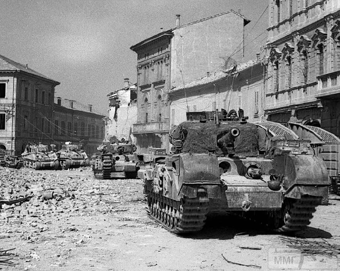 57419 - Британские танки Второй мировой