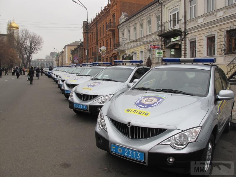 57420 - вручение джипов ссанйонг милиции давали эти машины в два этапа в 2011 и 2013 году.