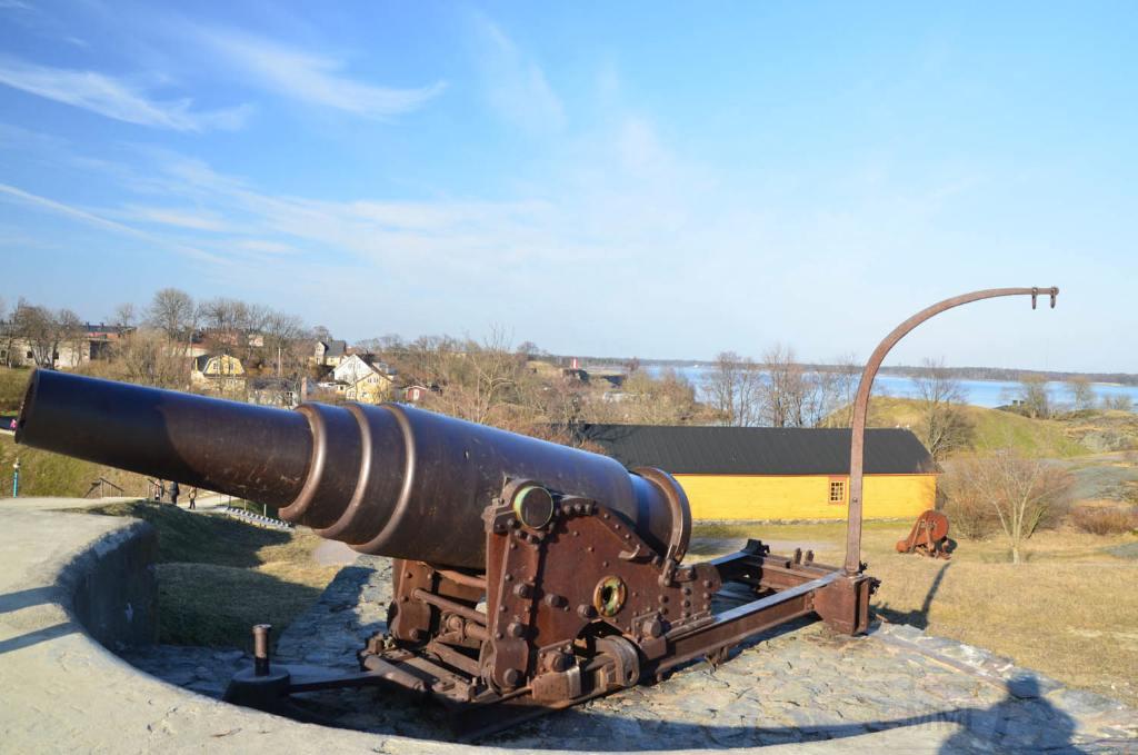 5767 - Редуты и пушки Кустаанмиекки