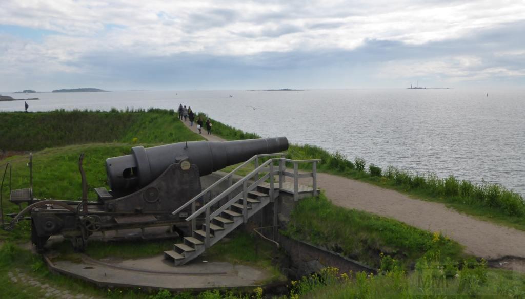 5773 - Редуты и пушки Кустаанмиекки