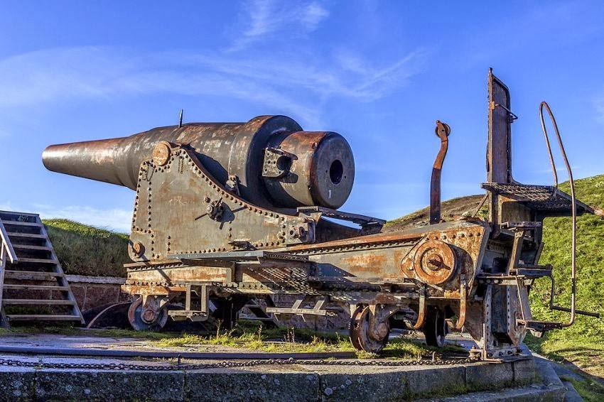 5778 - Редуты и пушки Кустаанмиекки