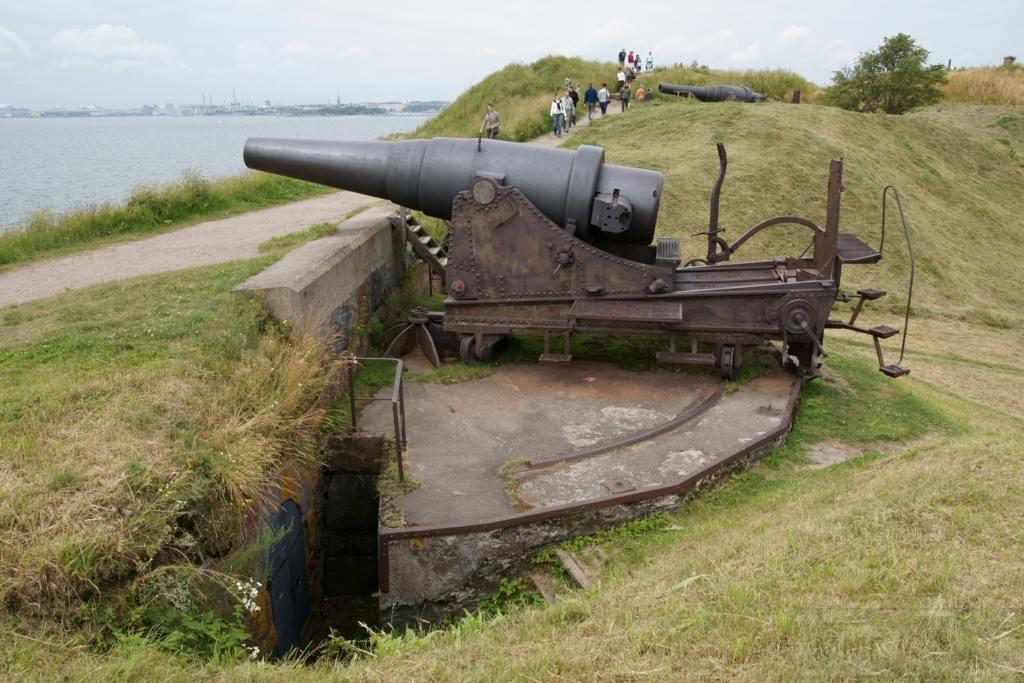 5779 - Редуты и пушки Кустаанмиекки