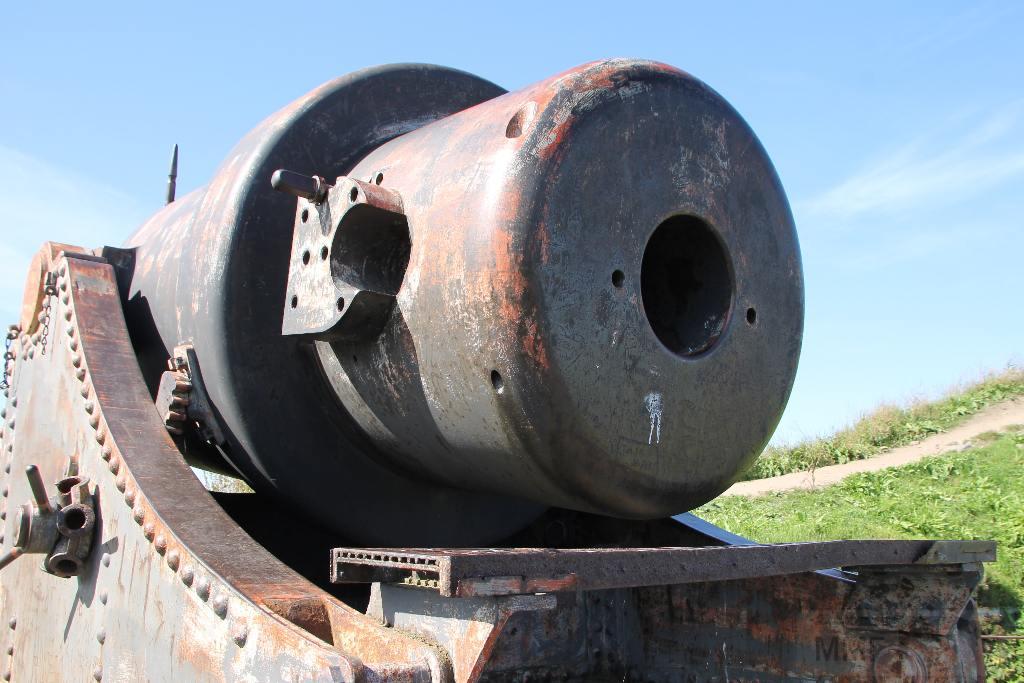 5781 - Редуты и пушки Кустаанмиекки