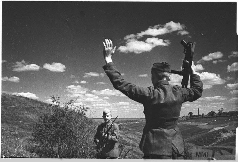 58078 - Военное фото 1941-1945 г.г. Восточный фронт.