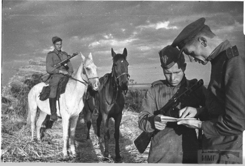 58082 - Военное фото 1941-1945 г.г. Восточный фронт.