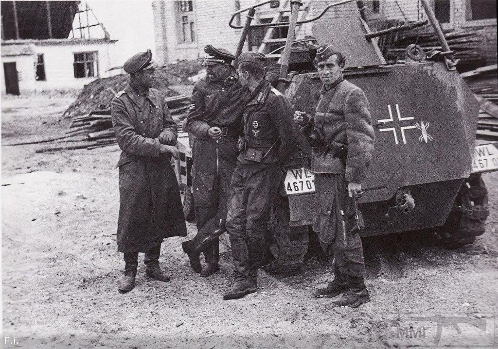 58084 - Военное фото 1941-1945 г.г. Восточный фронт.