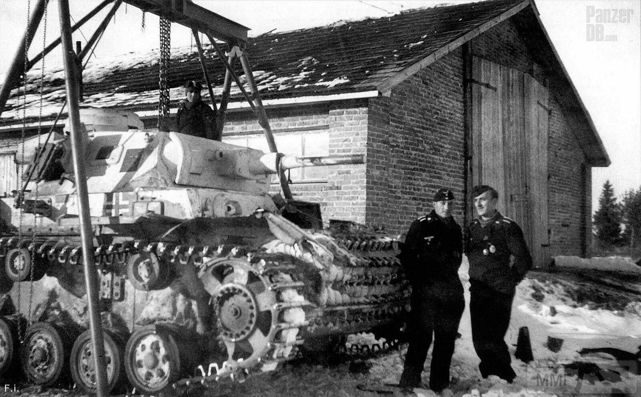 58085 - Военное фото 1941-1945 г.г. Восточный фронт.