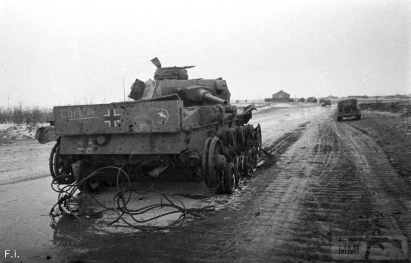 58086 - Военное фото 1941-1945 г.г. Восточный фронт.