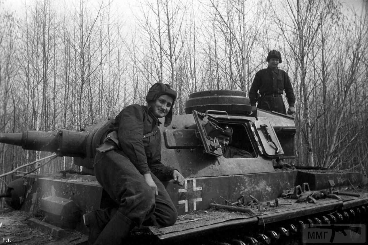 58096 - Военное фото 1941-1945 г.г. Восточный фронт.