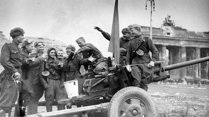 58102 - Военное фото 1941-1945 г.г. Восточный фронт.