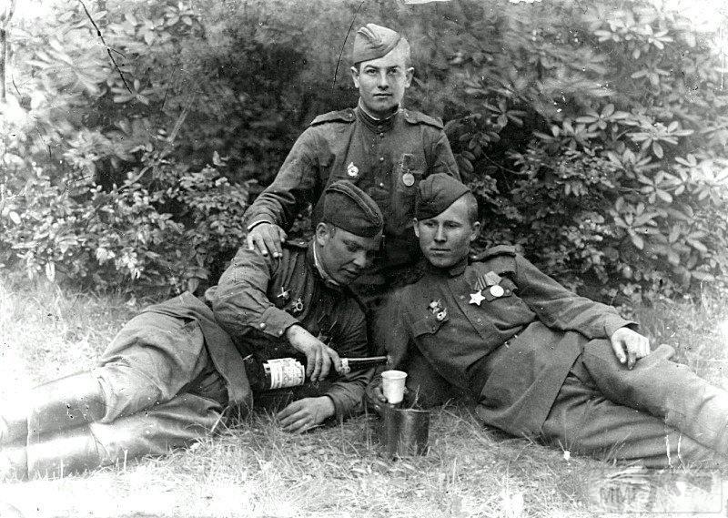 58103 - Военное фото 1941-1945 г.г. Восточный фронт.