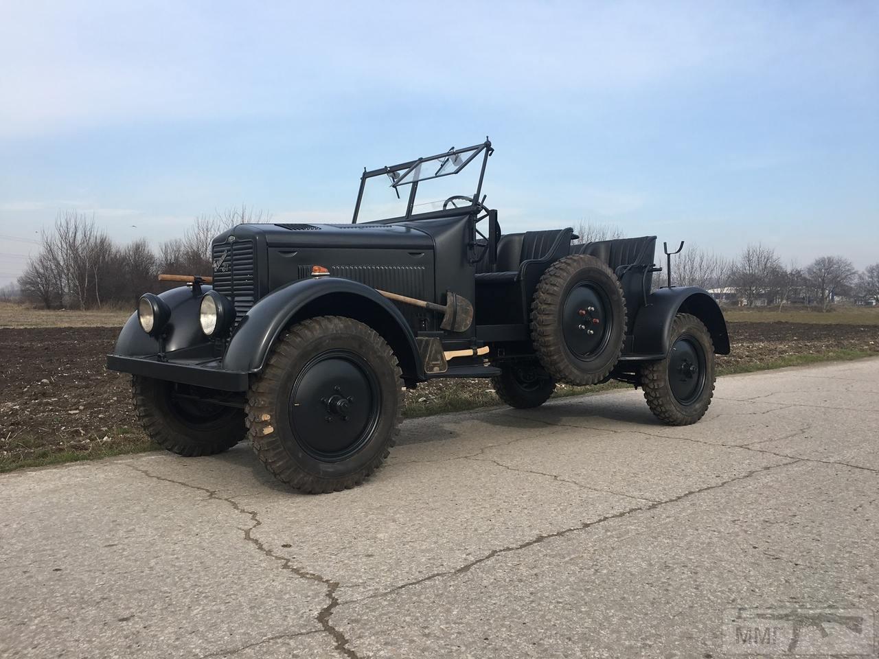 58108 - Грузовые и спец.автомобили Третьего рейха