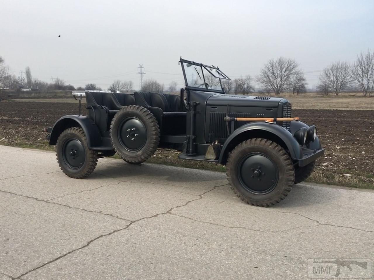 58109 - Грузовые и спец.автомобили Третьего рейха