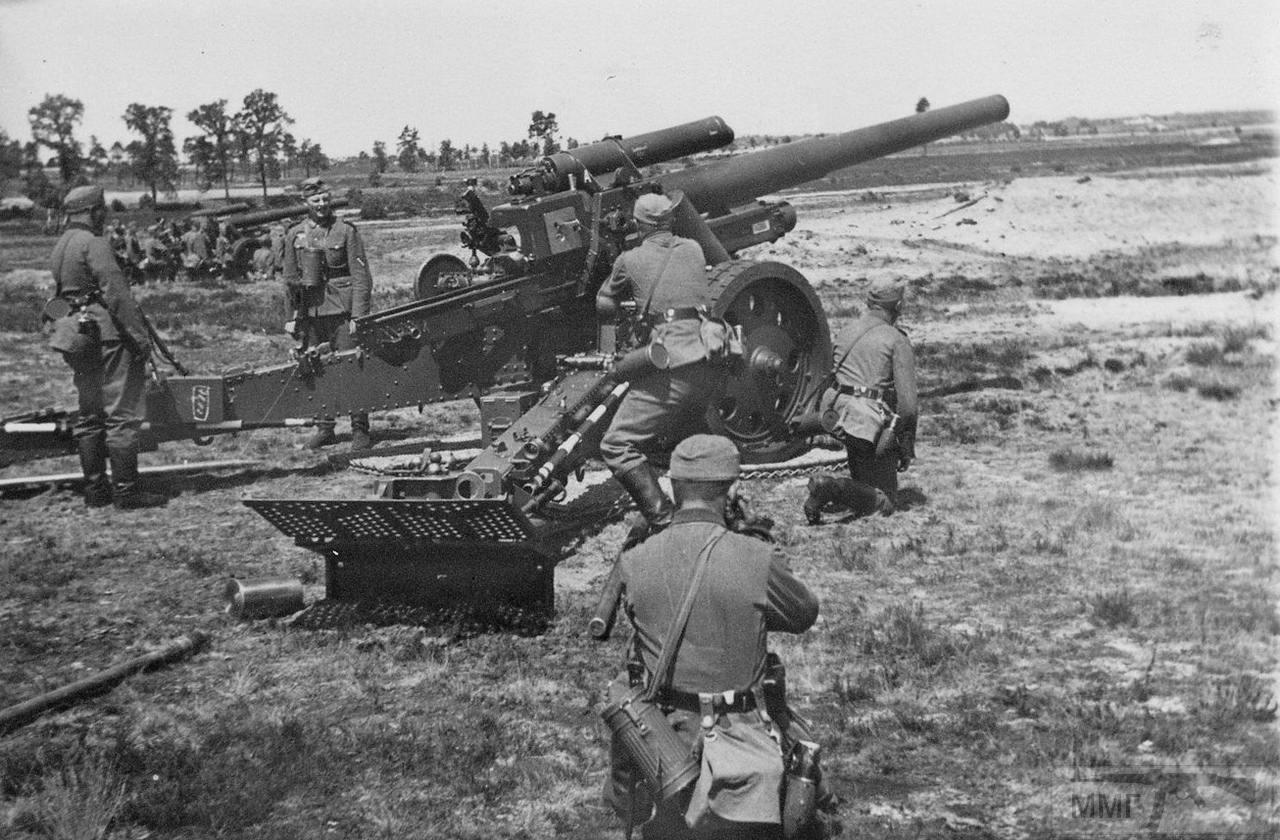 58116 - Немецкая артиллерия второй мировой