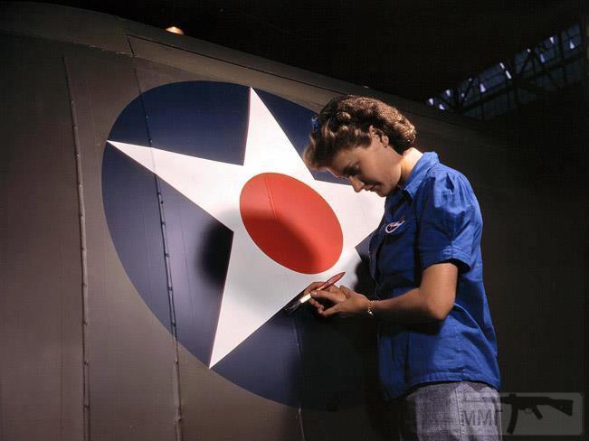 58134 - Воздушные Силы Армии США во Второй Мировой Войне
