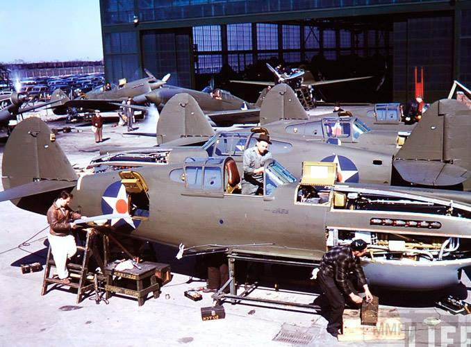 58135 - Воздушные Силы Армии США во Второй Мировой Войне