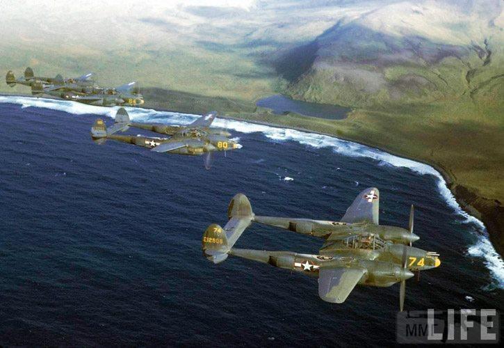 58136 - Воздушные Силы Армии США во Второй Мировой Войне