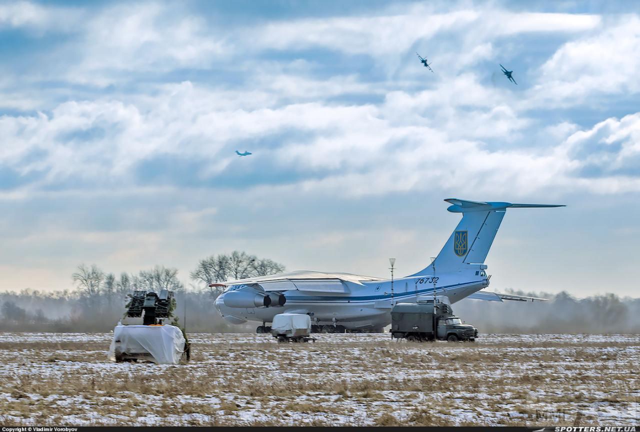 58154 - Воздушные Силы Вооруженных Сил Украины