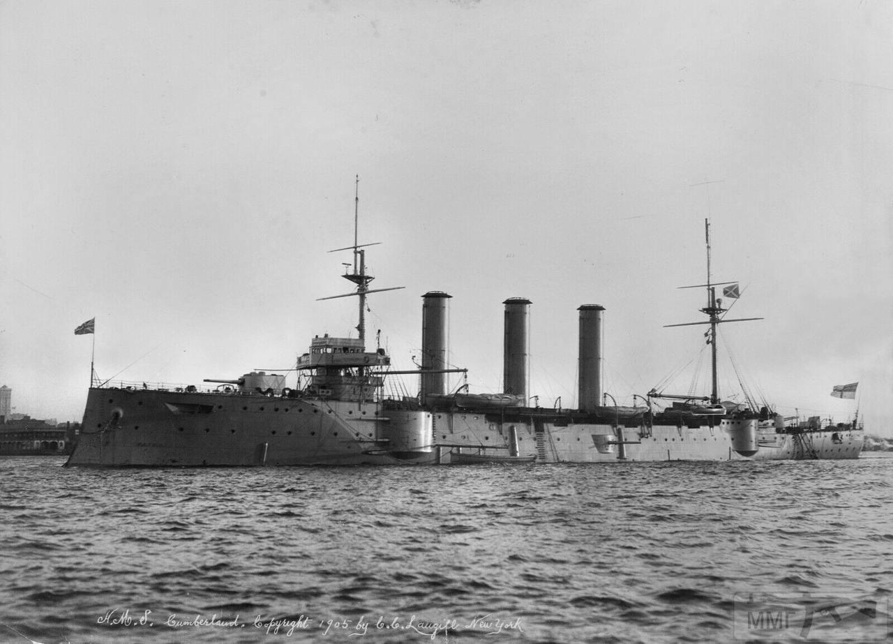 58156 - HMS Cumberland