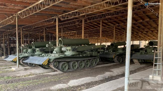58230 - БТС-4ЛБТЗ, аналог БРЕМ «Лев», але на базі танка Т55
