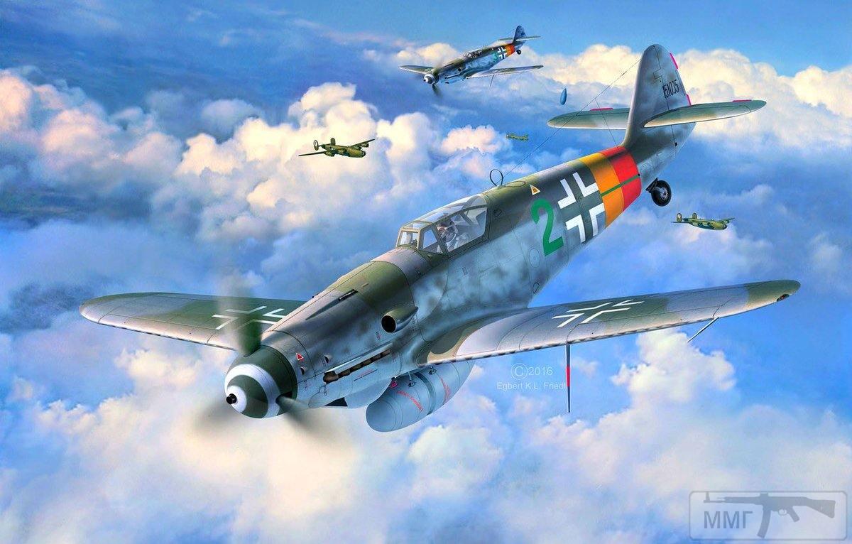 58237 - Самолеты Luftwaffe