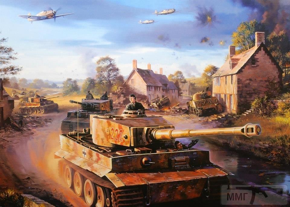 58252 - Танк Тигр - лучший танк Второй Мировой Войны?